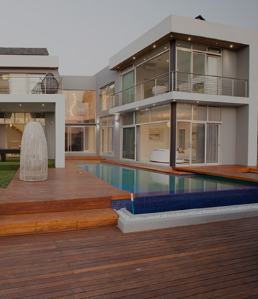 Featured project: <br/>Stand 900 Waterfall Country Estate